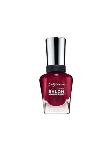 Complete Salon Manicure Oje - Red Zin No:610 14.7ml-Sally Hansen